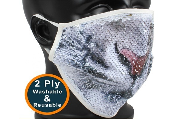 Re-usable face mask (cotton)