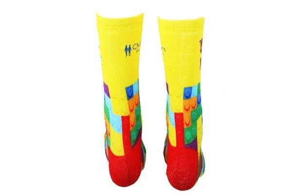 sublimation athletic sock