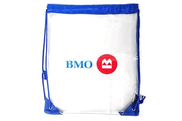 PVC Drawtring bag